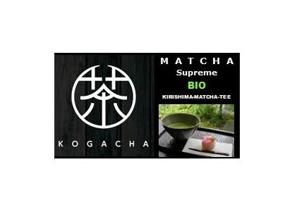 BIO Kirishima Matcha Supreme 30g           DE-ÖKO-039 4