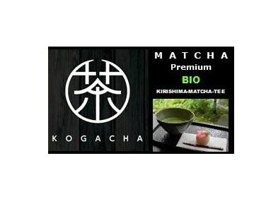 BIO Kirishima Matcha Premium 40g DE-ÖKO-039 7