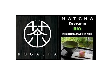 BIO Kirishima Matcha Standard 30g DE-ÖKO-039 8