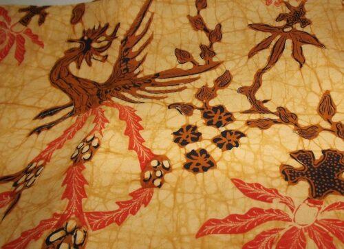 Maru Obi Batik Unikat antik 9
