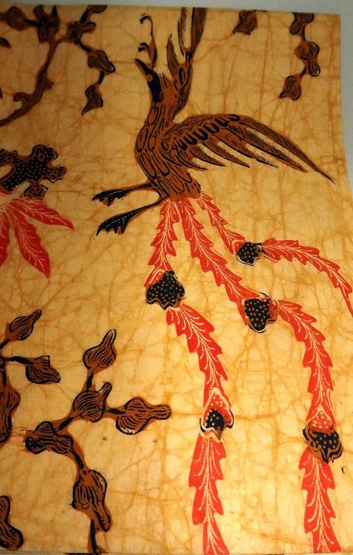 Maru Obi Batik Unikat antik 4