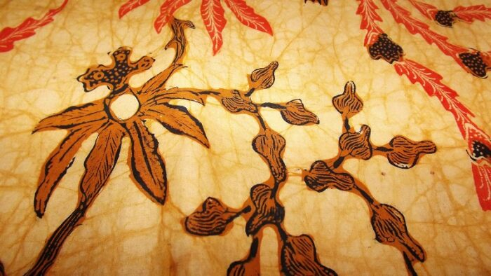 Maru Obi Batik Unikat antik 6