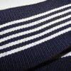 Kaku-Obi schwarz-blau mit weiß 2