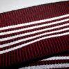 Kaku-Obi schwarz-rot mit weiß 3