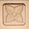 Wagashi Mold -  3 Blüten - Former für japanische Süßigkeiten (Asien) 2