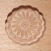 Wagashi Mold -  5 Blüten - Former für japanische Süßigkeiten (Asien) 4