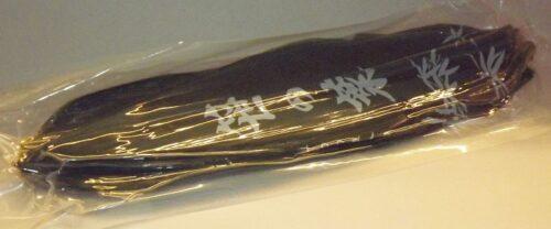 """Sasanoyo 100 Stück - Bambusblätter Größe """"L"""" 19"""