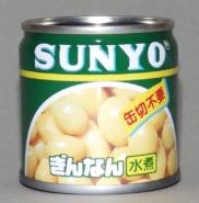 Gin-Nan Mizuni Can 55g - eingelegte Gingkonüsse 7