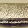 Keramik Teller-Platte auf 3 Füßen 3