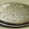 Keramik Teller-Platte auf 3 Füßen 4