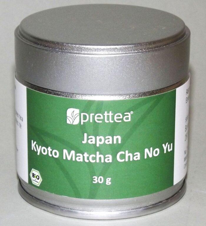 BIO Maccha Cha No Yu Kyoto 30g DE-ÖKO-039 1