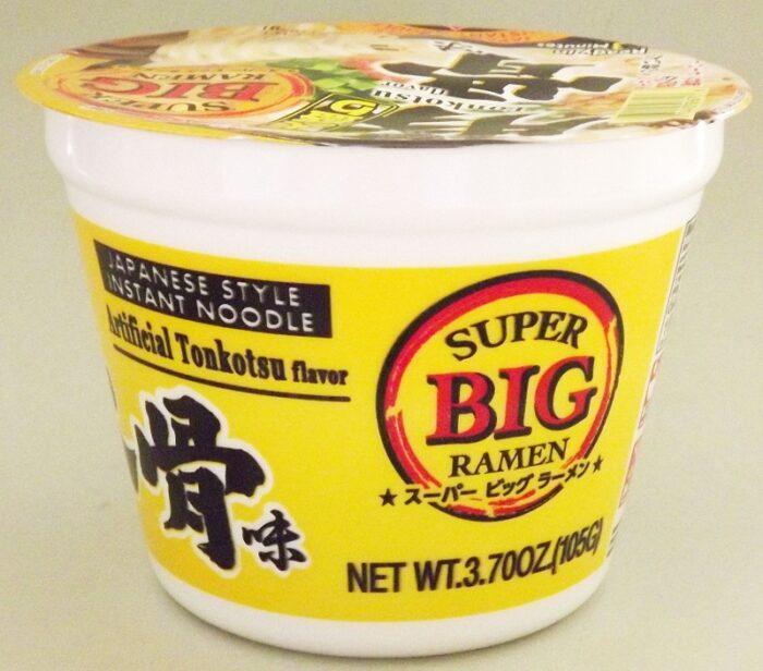 Super Big Ramen Tonkotsu 105g Acecook 1
