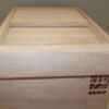 Kome Bako Kiri 5 kg - Japanische Reiskiste 6