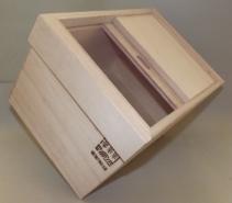 Kome Bako Kiri 5 kg - Japanische Reiskiste 12