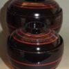 Lack Deckel-Bowl Dangan kuro -klein- 4