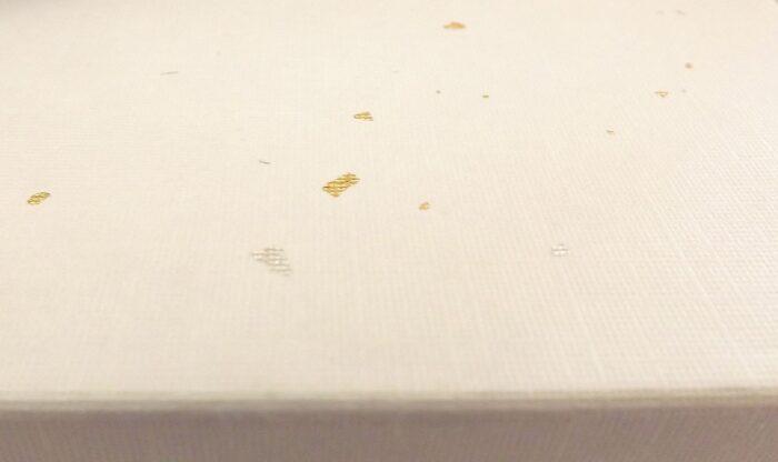 Urushi Oshibori-Oki - 5 Stück Set akakuro 5