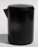 Saucen-Kanne Lack black 125 ml 9