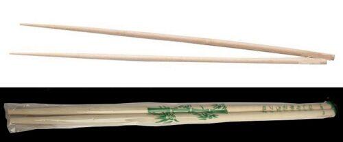 XL Saibashi Küchen-/Kochstäbchen 45 cm (Asien) 11