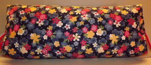 Makura Traditionelles Kopfkissen 40 cm Black-Hana 6