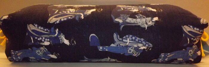 Makura Traditionelles Kopfkissen 40 cm Ladies darkblue 2