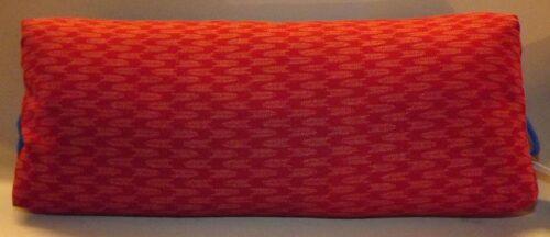 Makura Traditionelles Kopfkissen 40 cm Yagasuri red 5