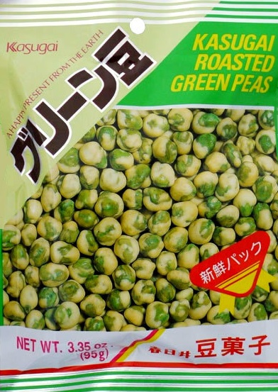 Roasted Green Mame 87g Original Kasugai 22
