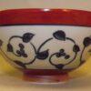 Keramik-Set 5 Bowls Irodori im Holzregal 11