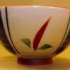 Keramik-Set 5 Bowls Irodori im Holzregal 9