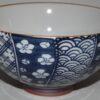 Keramik-Set 5 Bowls Irodori im Holzregal 6