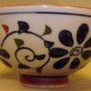 Keramik-Set 5 Bowls Irodori im Holzregal 3