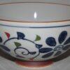 Keramik-Set 5 Bowls Irodori im Holzregal 2