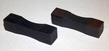 Hashioki Kuro Holz 1 Paar 31