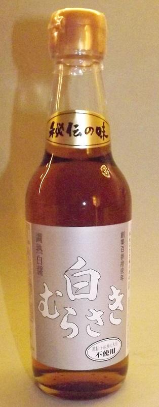 Shoyu Shiro 360ml Hon Murasaki 4