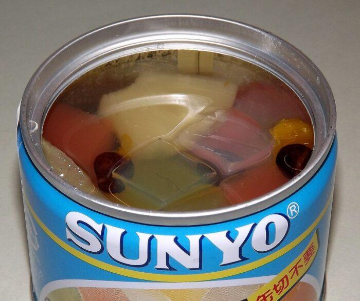 Betsu no Kudamono Sunyo Mitsumame 130g 1
