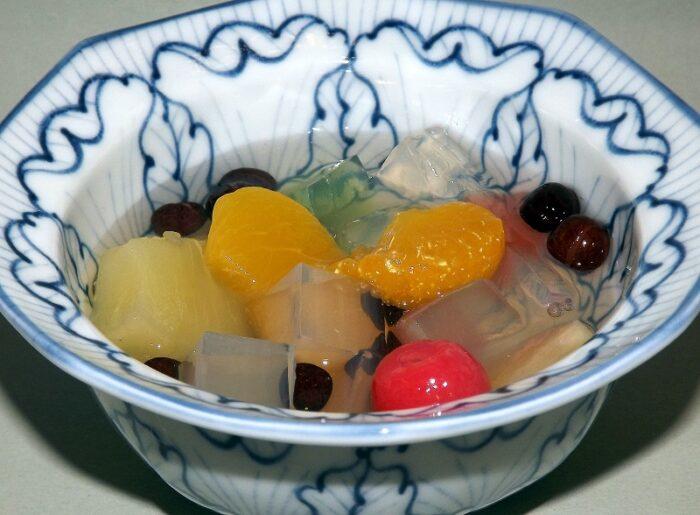 Betsu no Kudamono Sunyo Mitsumame 130g 2