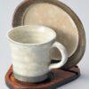 Teeekannen-Untersatz mit Deckelhalter 3