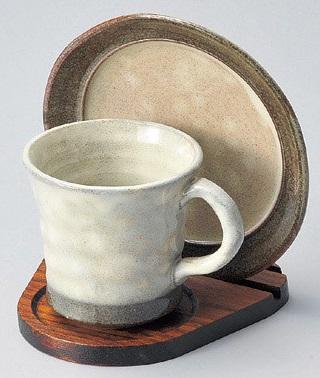 Teeekannen-Untersatz mit Deckelhalter 2