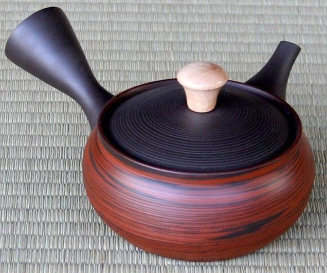 Teekanne Kyusu Hiramaru Tosen 220 ml 1