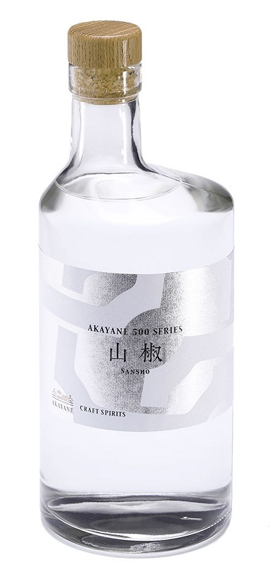 Sansho 500 ml AKAYANE 1