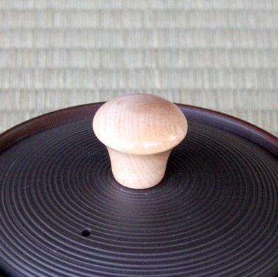 Teekanne Kyusu Hiramaru Tosen 220 ml 2