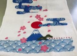 Tenugui High Quality Fujisan / Akatsuki 6