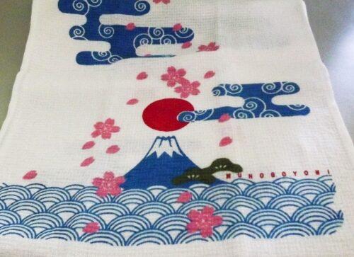 Tenugui High Quality Fujisan / Akatsuki 1