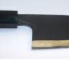 Yoshikane Deba V2 Kurouchi 170 mm Klingenlänge - Gebraucht 6