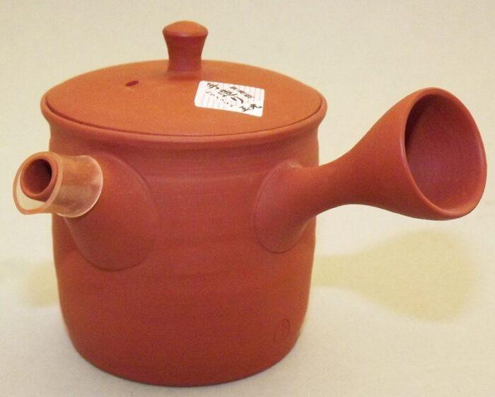 Kyusu-Teekanne Keramik Tsuru 150 ml 3