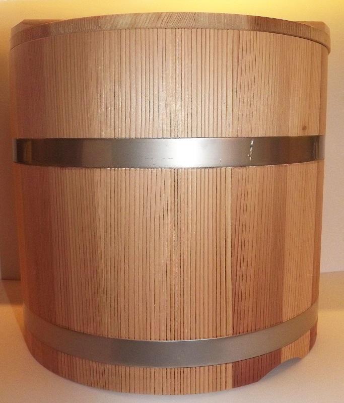 Tsukemono Bareru Sugi - Gemüse-Einlege-Fass - speziell für uns gefertigt ! 1