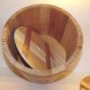 Tsukemono Bareru Sugi - Gemüse-Einlege-Fass - speziell für uns gefertigt ! 5