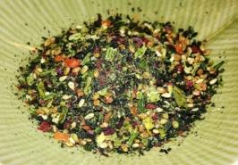 Furikake Gemüse + Sesam + Ume 30g 7