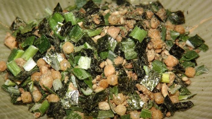 Furikake Sesam + Natto 25g 1
