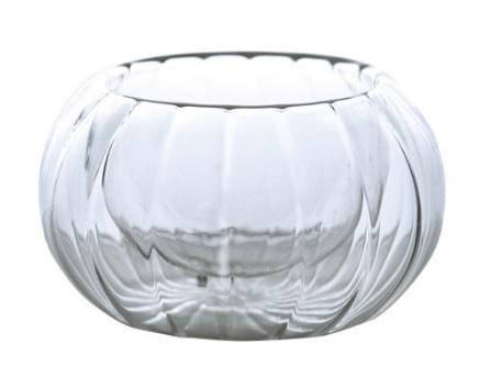 Doppelglas-Schälchen Kiku 1