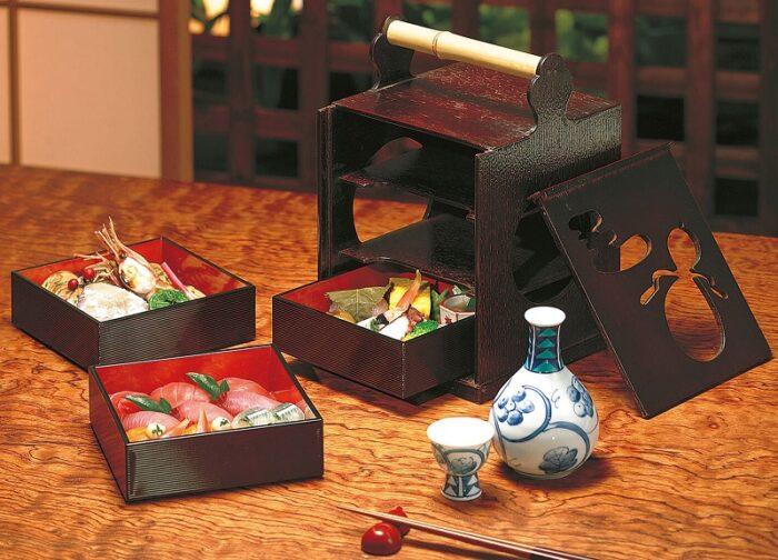 Kaiseki Jubako - Bento Edo 1